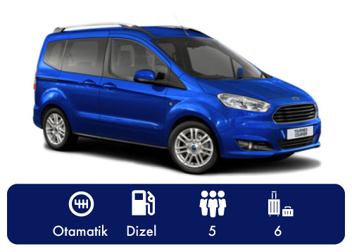 FORD COURRİER